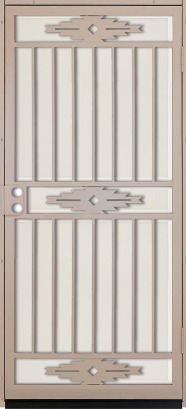Pima Titan Security Security Screen Door Products