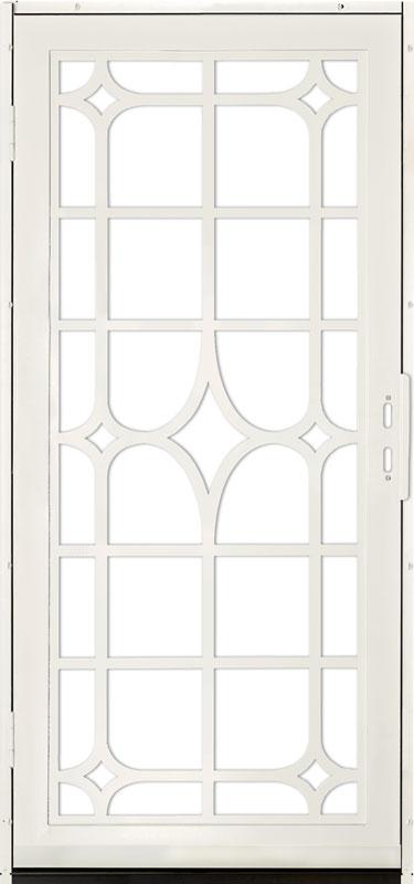 Premium Steel Security Doors | Titan Security - Security Screen Door ...