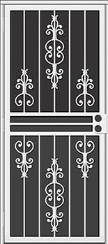 Estate All Season Security Doors