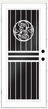 Garland Aluminum Door