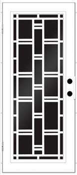 Longfellow Aluminum Door