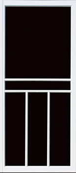 Newport Hinged Vinyl Screen Door