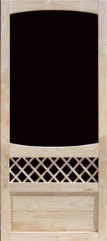 Sheridan Hinged Wood Screen Door